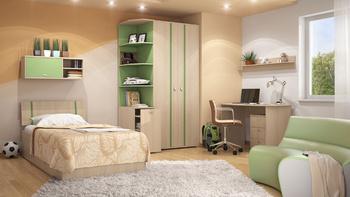 Корпусная мебель Подростковый комплект ВЕГАС за 4 680 руб
