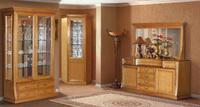 Верона 2871 Шкаф для посуды 2-х дверный за 47870.0 руб