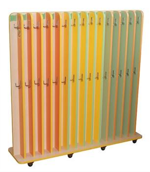 Корпусная мебель Вешало напольное для полотенец на 60 крючков за 9 188 руб