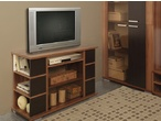 Корпусная мебель Тумба под ТВ ВИСТА-15 за 3780.0 руб