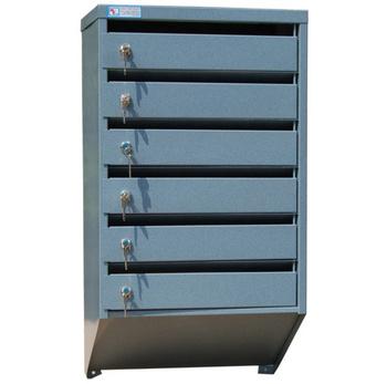 Мебель для производства Ящик почтовый ЯПС-6 за 1 900 руб