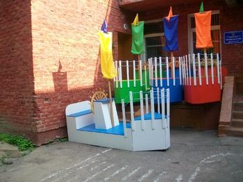 Корпусная мебель Корабль за 15 500 руб
