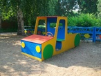 Кованая мебель Машина за 12500.0 руб