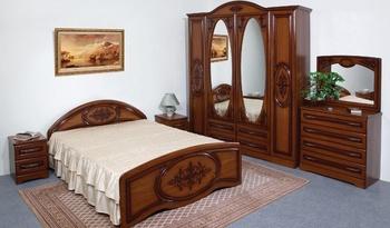 Спальни Спальный гарнитур Жаклин (Палермо) за 16 250 руб