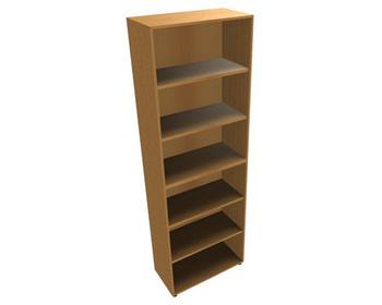 Мебель для персонала Шкаф высокий открытый за 46 688 руб