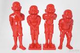 Декоративные изделия Фигура декоративная Laughing Man Red в ассортименте за 6300.0 руб