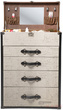 Корпусная мебель Комод Vintage  Make Up, 4 ящика за 78700.0 руб