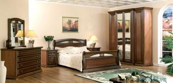 Спальни Спальня Екатерина за 100 000 руб