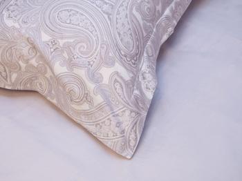 Постельное белье Простынь на резинке «Роскошь Востока» 180х200 за 1 800 руб