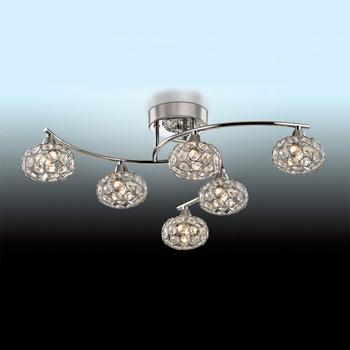 Светильники, бра, торшеры Odeon Light 6x40W 2597-6C за 5 000 руб