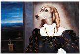 Картины, панно Картина Lady Dog 80x120см, масло за 18800.0 руб