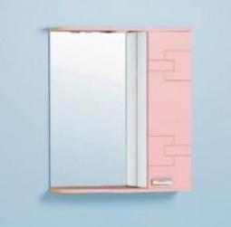 Зеркала МЕЛОДИЯ 60С Зеркало-шкаф розовое за 3 400 руб