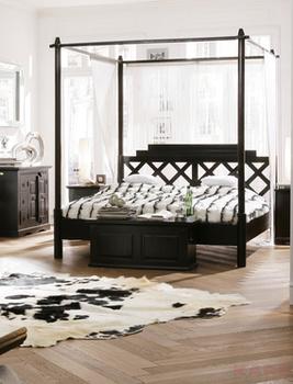 Кровати Кровать с балдахином Cabana 160x200 за 64 500 руб