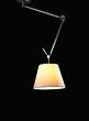 Светильник подвесной Kranich C1, белый, серебристый мет. за 10400.0 руб