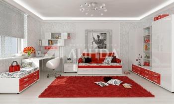 Комплект мебели Глори за 13 500 руб
