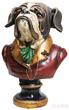Бюст декоративный Gentleman Dog за 9500.0 руб