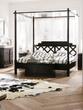 Мебель для спальни Кровать с балдахином Cabana 180x200 за 70600.0 руб