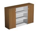 Офисная мебель Шкаф комбинированный средний за 27564.0 руб