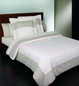 Постельное белье Постельное белье «Иней» 1.5-спальный за 7 800 руб