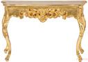 Стол пристенный Ornament Gold Antique Big