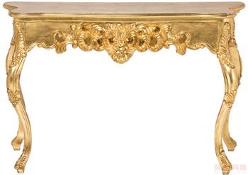 Туалетные столики Стол пристенный Ornament Gold Antique Big за 27 600 руб