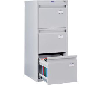 Сейфы и металлические шкафы Картотека ПРАКТИК A-43 за 6 410 руб