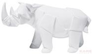 Фигура декоративная Origami Rhino за 4000.0 руб