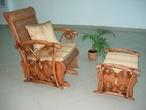 """Мягкая мебель Кресло-качалка """"Черчиль"""" за 20600.0 руб"""