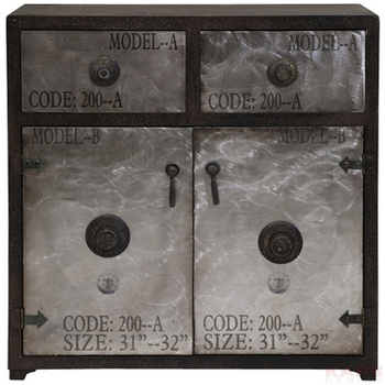 Комоды Комод Tesoro, 2 дверцы, 2 ящика за 23 400 руб