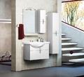Мебель для ванной ЧЕРРИ 24 Шкаф навесной белый за 4280.0 руб