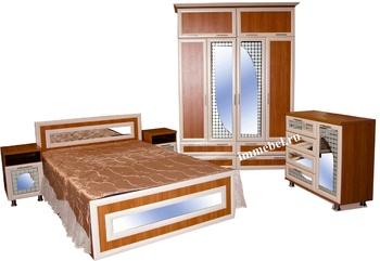 Спальни Спальня Алиса-2 за 28 250 руб