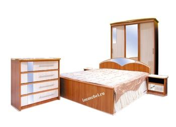 Спальни Спальня Алиса за 21 600 руб