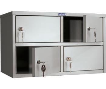 Сейфы и металлические шкафы Индивидуальный шкаф кассира - AMB-30/4 за 2 990 руб