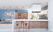 Мебель для кухни Анапра-Кристалл за 35900.0 руб