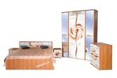 Мебель для спальни Спальня Аркадия-2 с фотопечатью за 31644.0 руб