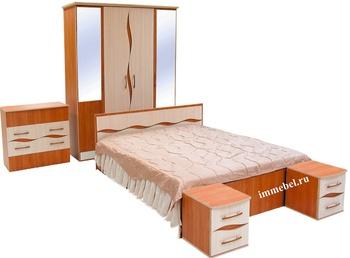 Спальни Спальня Аркадия-2 за 21 470 руб