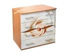 Корпусная мебель Комод Аркадия-2 с фотопечатью за 6020.0 руб