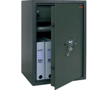 Сейфы и металлические шкафы Офисный сейф - VALBERG ASM 63ТСL за 11 990 руб