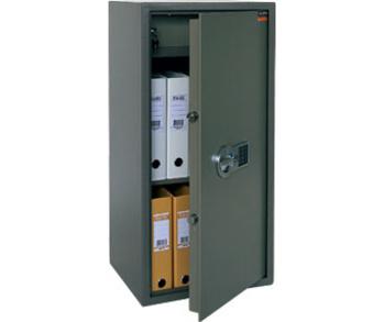 Сейфы и металлические шкафы Офисный сейф - VALBERG ASM 90ТEL за 17 640 руб