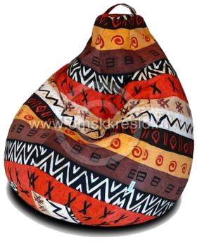 """Бескаркасная мебель CLASSIC """"Africa"""" за 4 190 руб"""