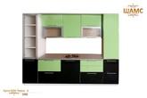 Мебель для кухни Кухня МДФ Лиана - 6 за 37230.0 руб