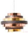 Светильник подвесной Belt Round Coffee за 31300.0 руб