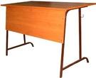 Мебель для школ Стол ученический 2-х местный за 1165.0 руб