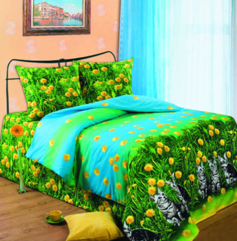 Постельное белье Котята за 990 руб