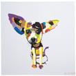 Картины, панно Картина маслом Chihuahua 85x85 за 7900.0 руб