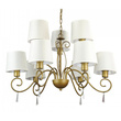 Arte Lamp Италия A9239LM-6-3BR за 10300.0 руб