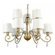 Arte Lamp Италия A9239LM-6-3BR за 10300.0 руб