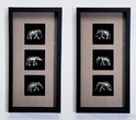Рамка декоративная Elephants 60x30cm (в ассорт.) за 5200.0 руб