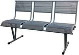 Кресла секционные Секция из 3-х стульев за 4675.0 руб