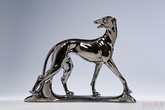 Декоративные изделия Фигура декоративная Windhund Silver Base за 5600.0 руб